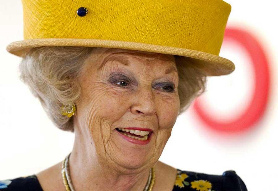 Beatrix d'Olanda