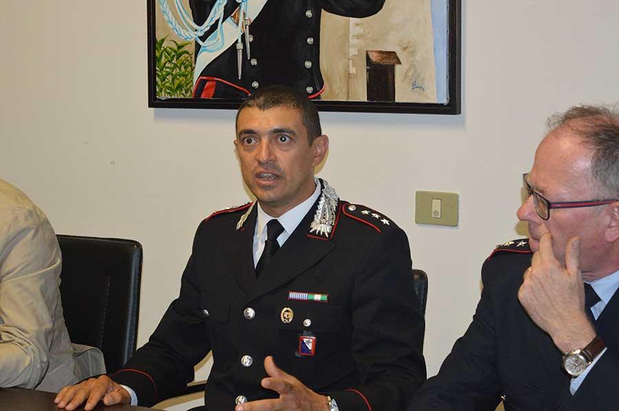 Capitano Paolo Bigi