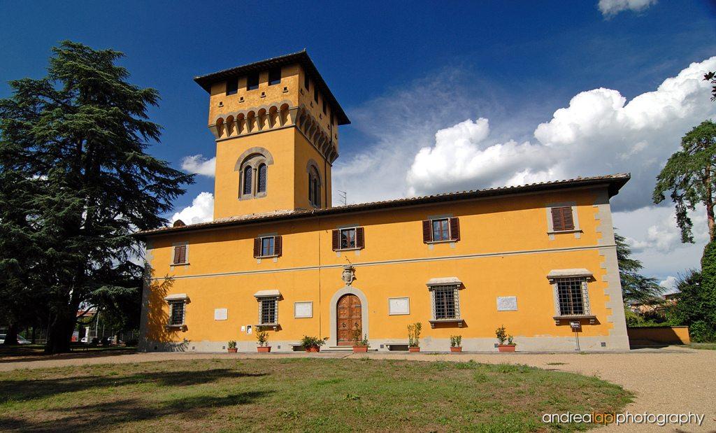 villa pecori - borgo san lorenzo