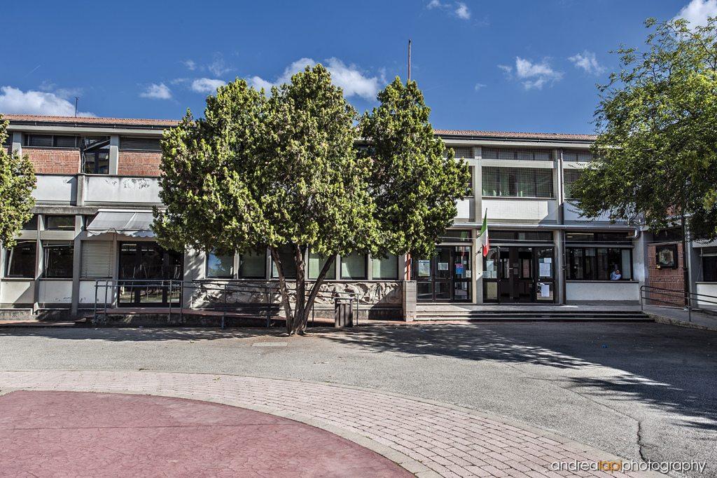 Scuola Primaria Capoluogo Via Leonardo da Vincii 2014
