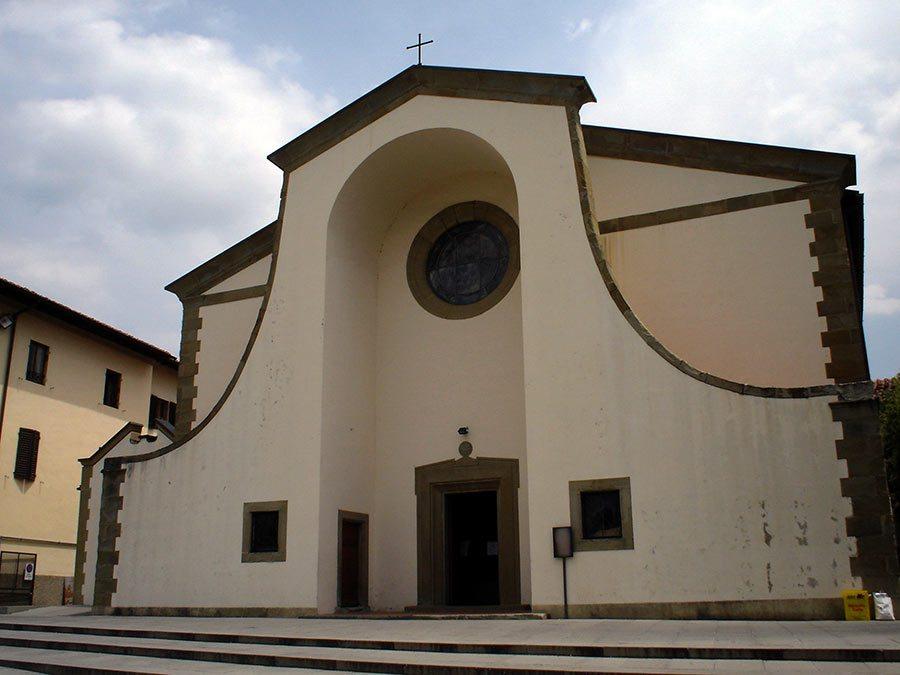 Chiesa di San Michele Arcangelo a Pontassieve
