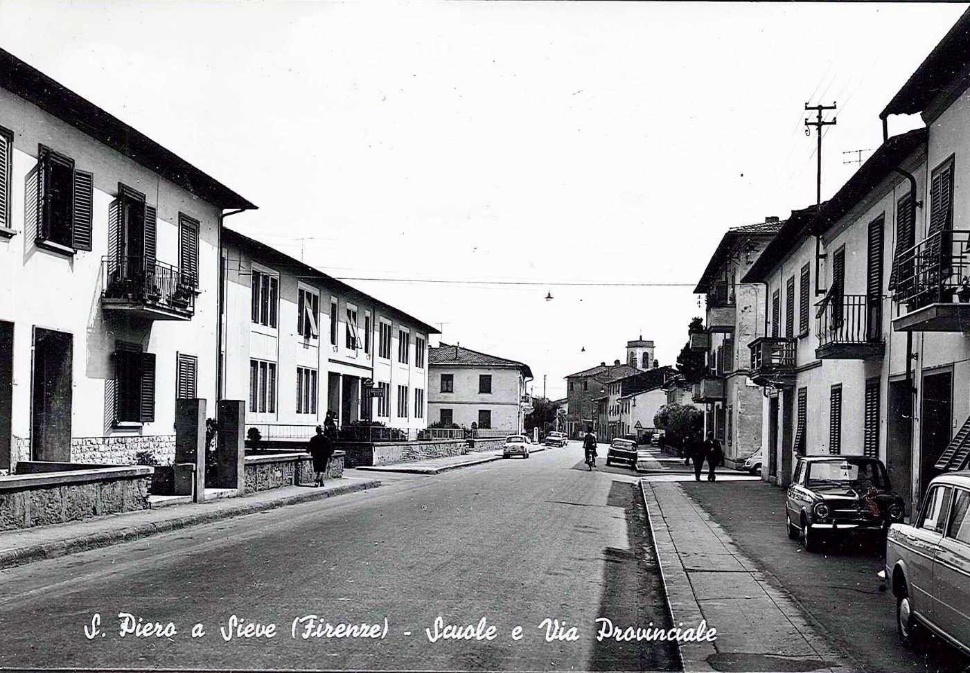 San Piero a Sieve Via Provinciale