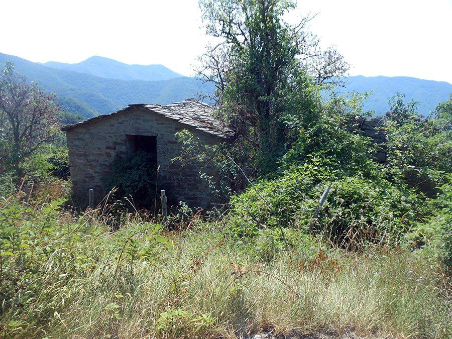 Casa dell'Otro - il 10 maggio 1944 8 partigiani furono trucidati dai nazifascisti
