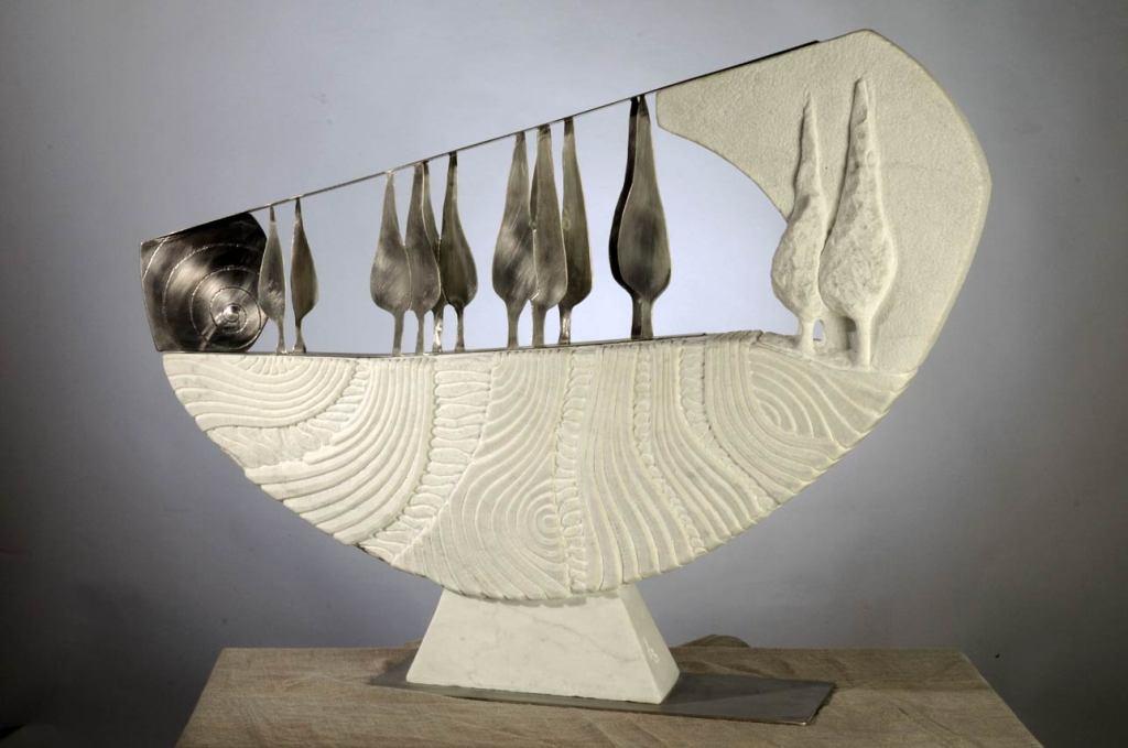 """""""Paesaggio Toscano"""", Fiorino d'Oro al Premio Firenze 2008"""