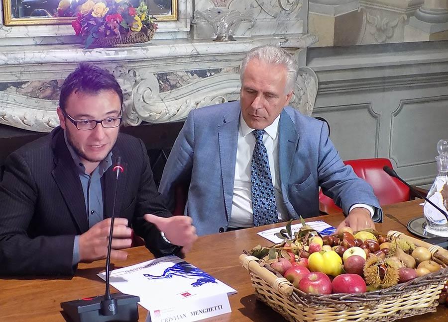 conferenza-stampa-cristian-menghetti-appuntamenti-autunnali-mugello-prodotti-locali