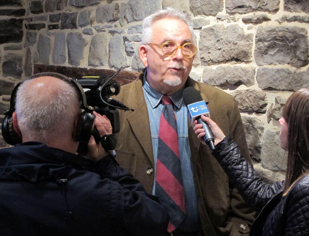 Riccardo Nencini, presidente di Agriambiente