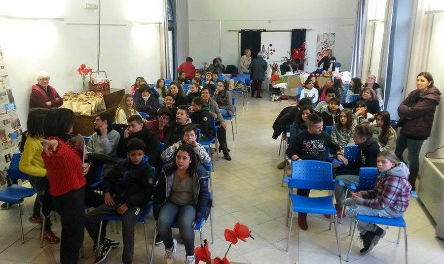 (Foto tratta dal profilo Facebook Comune di Borgo San Lorenzo)