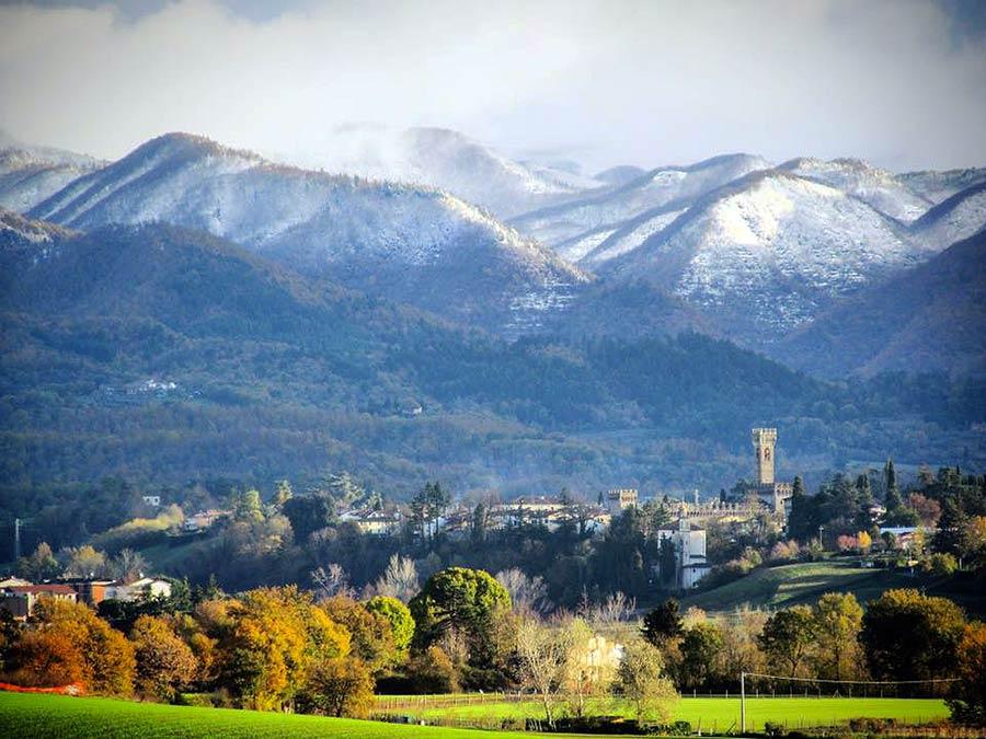 Neve in Appennino