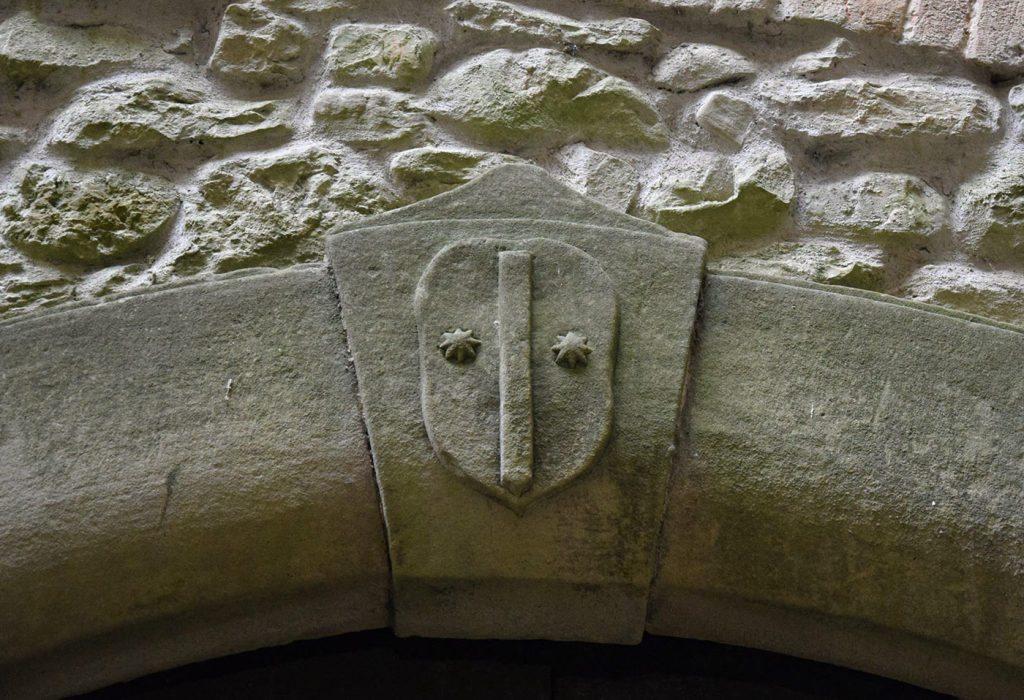 Lo stemma dell'antica famiglia Cattani