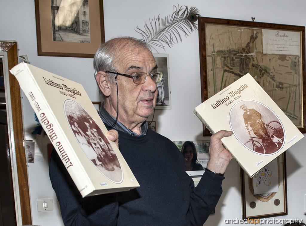 Aldo Giovannini - scritta