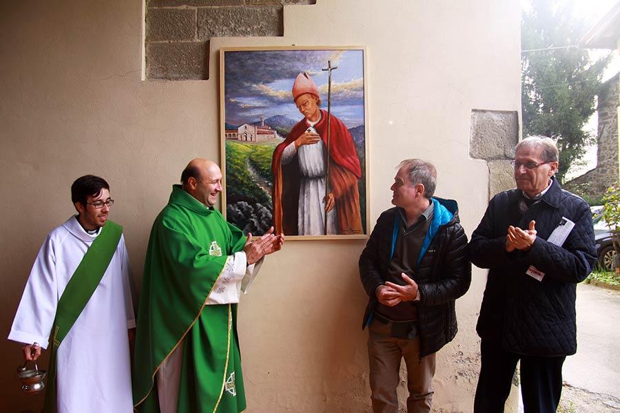Inaugurazione a San Donato al Cistio