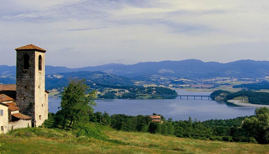 (Lago di Bilancino - Foto di Francesco Noferini)