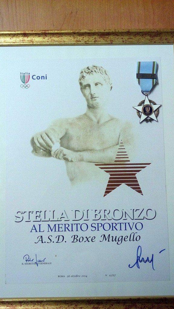 Stella-di-bronzo-Boxe-Mugello