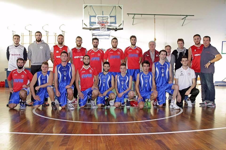 La squadra 2015-2016 della Mugello 88/STM