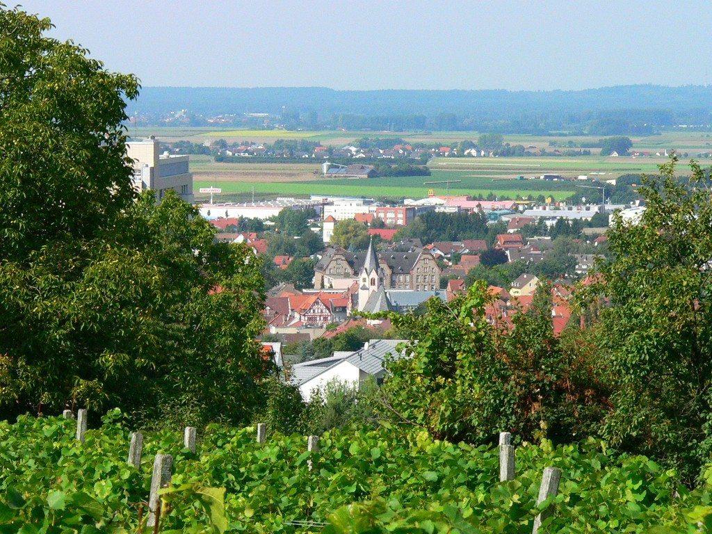 La cittadina di Gross-Umstad