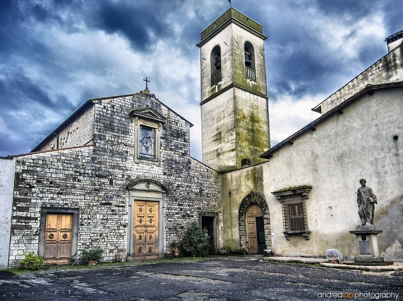 Pieve di San Piero 2016 - 01 - scritta