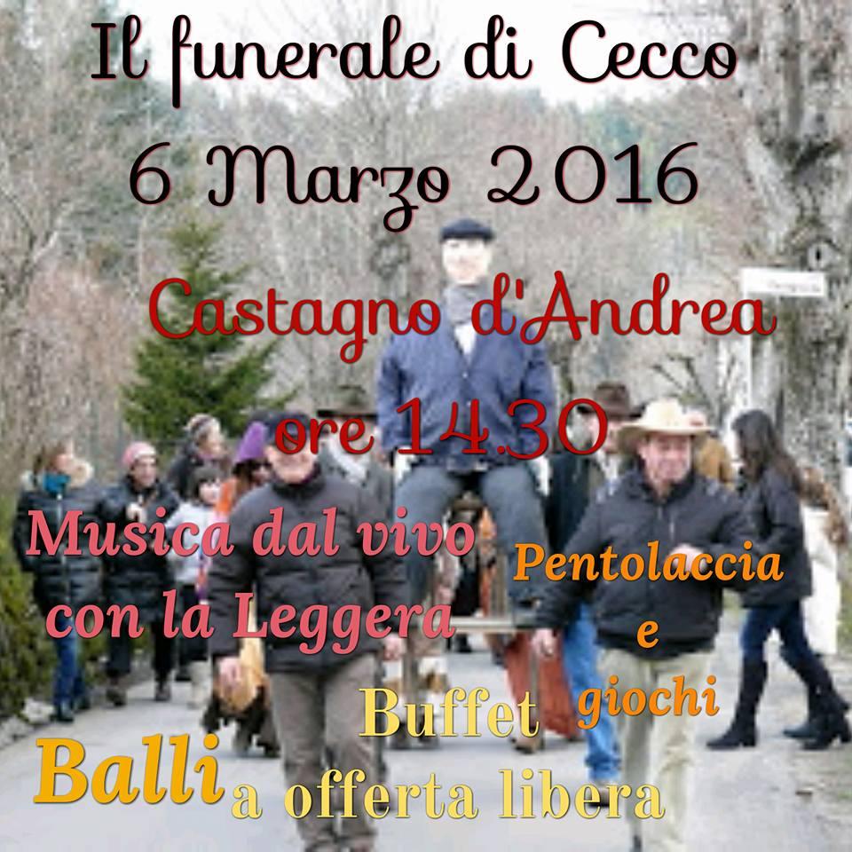 FUNERALE Blog Cecco