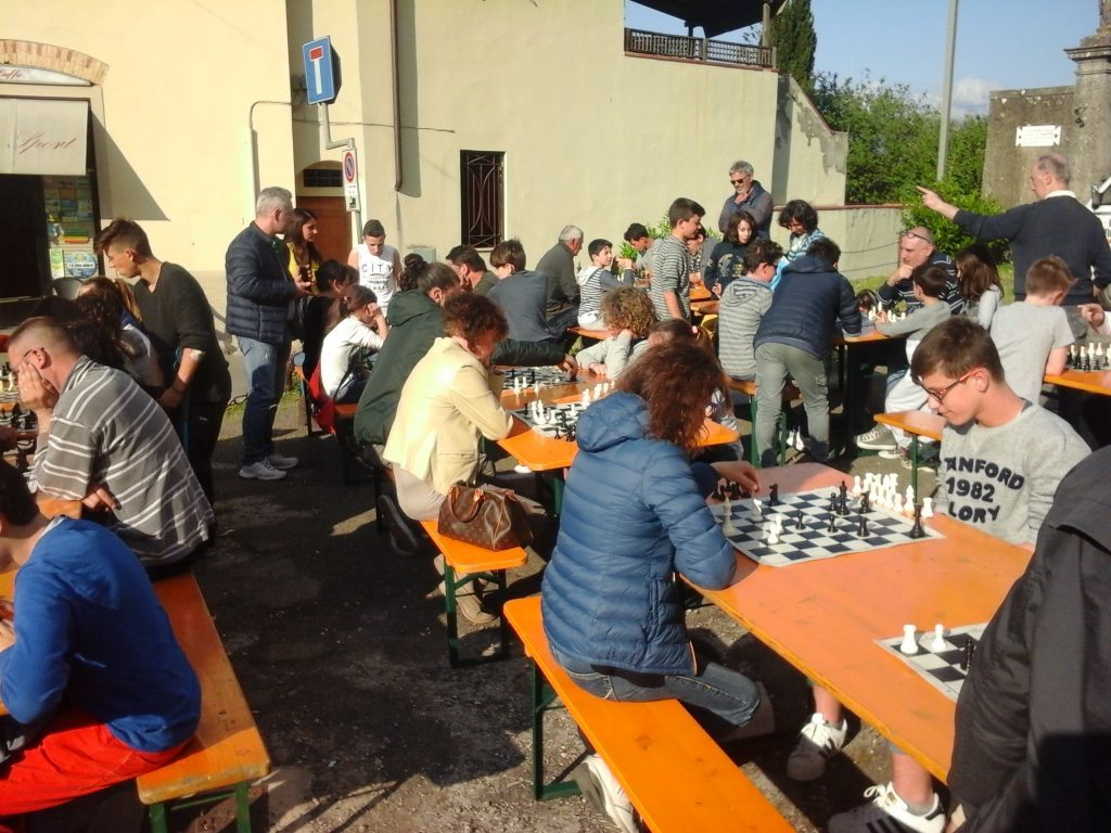 SPaS-Chess Day 03
