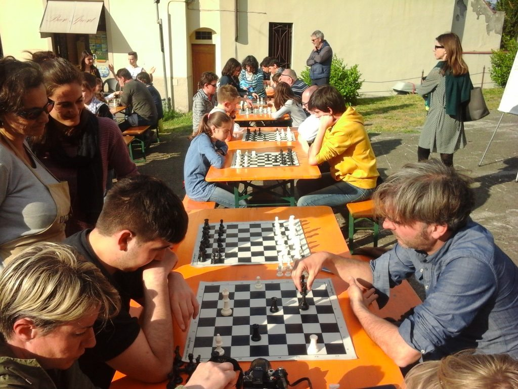 SPaS-Chess Day 04