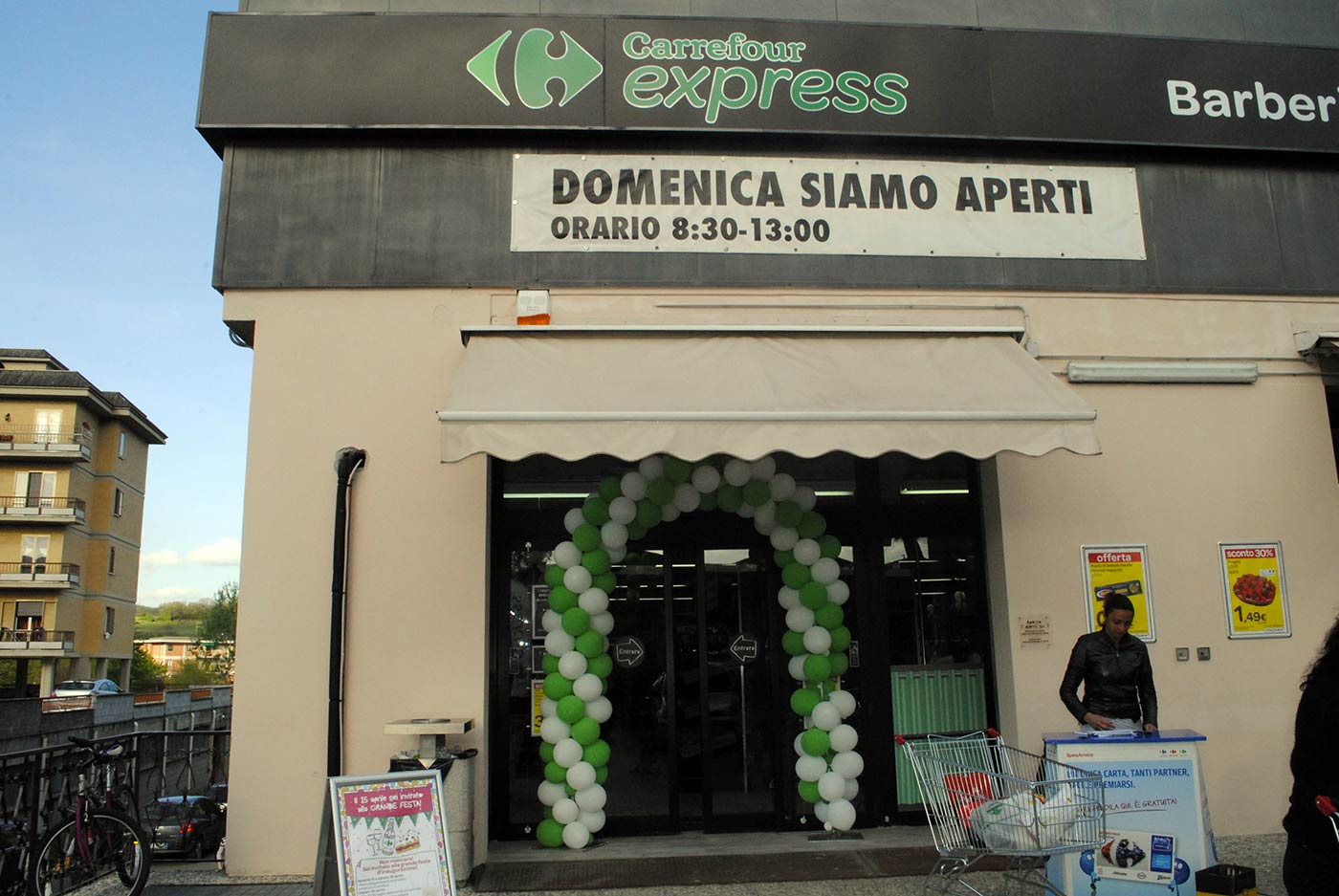 Carrefour Express a Barberino