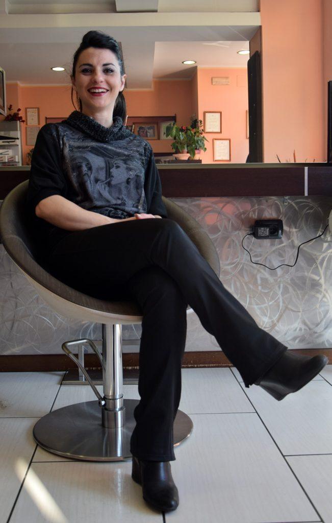 Katiuscia Pintore (foto Marta Magherini)