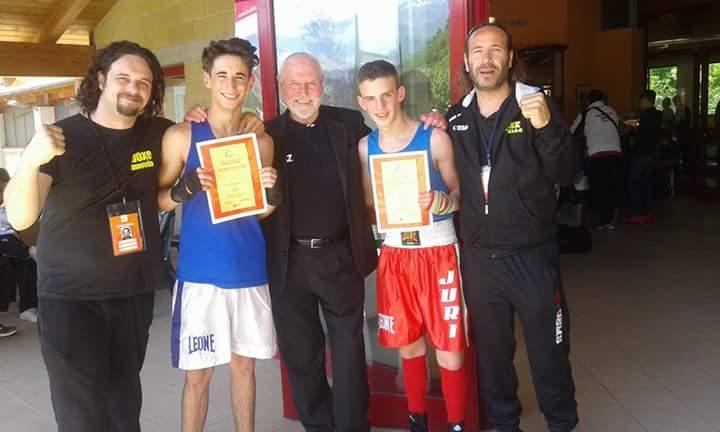 Torneo Italia Brasca Balla Alaimo