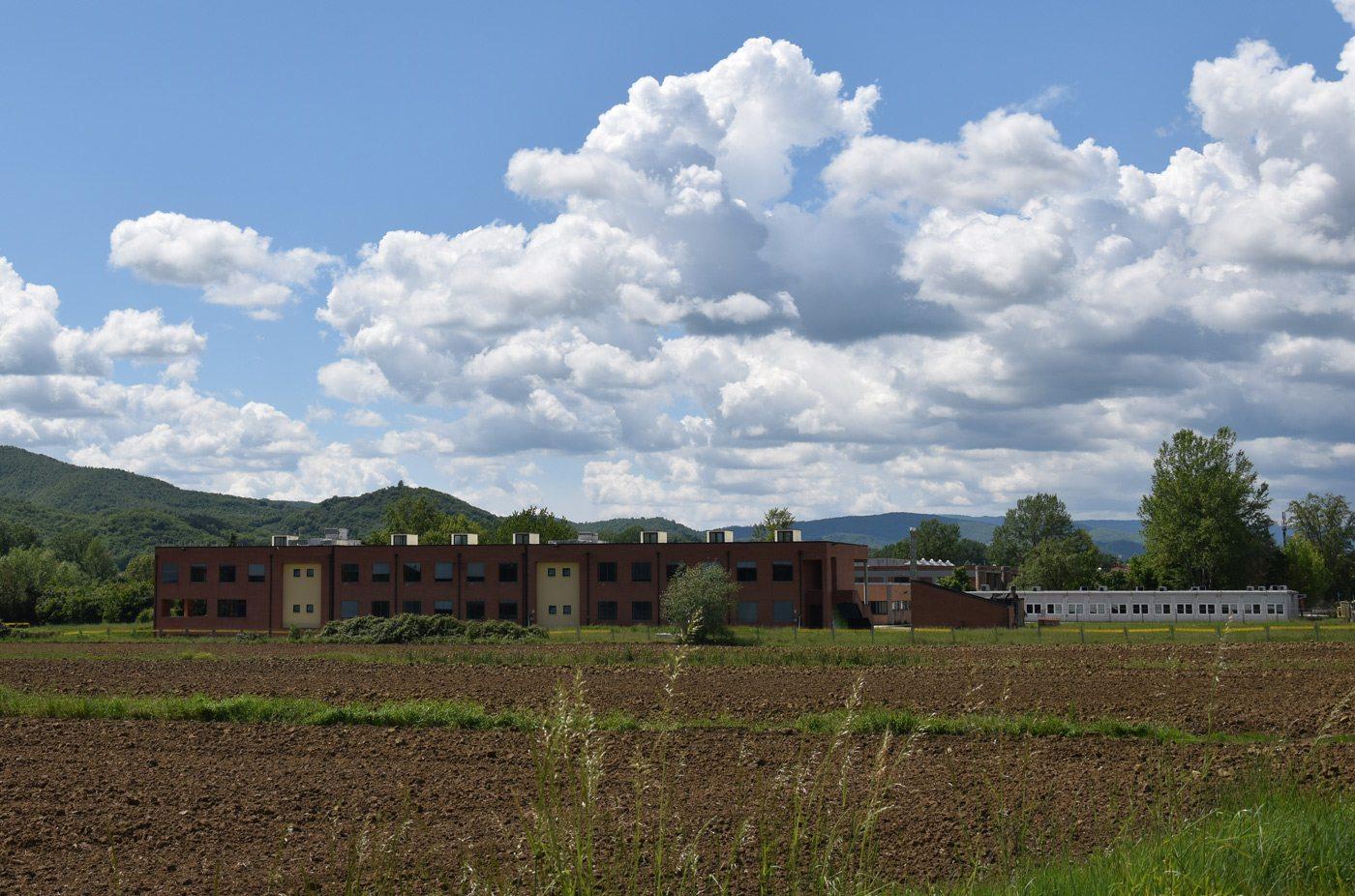 """L'istituto superiore """"Chino Chini"""" di Borgo San Lorenzo"""