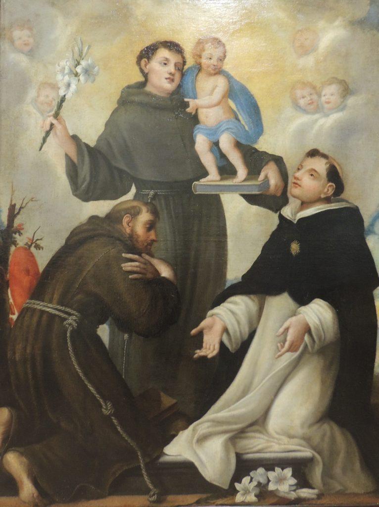 SPaS - dipinto Sant'Antonio