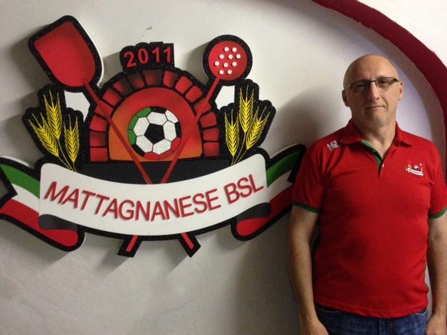 Il nuovo addetto stampa della Mattagnanese Fabio Ceseri