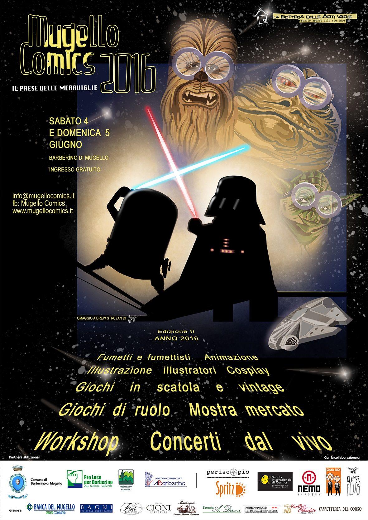 Mugello Comics 2016