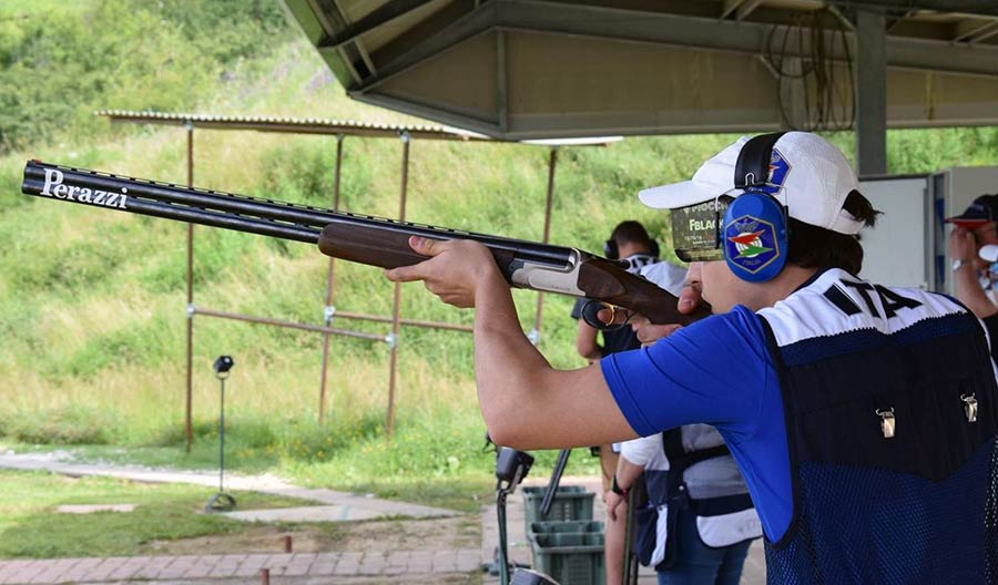 Niccolò-Fabbri-Fossa-Olimpica-tiro-al-volo-campionato-europeo
