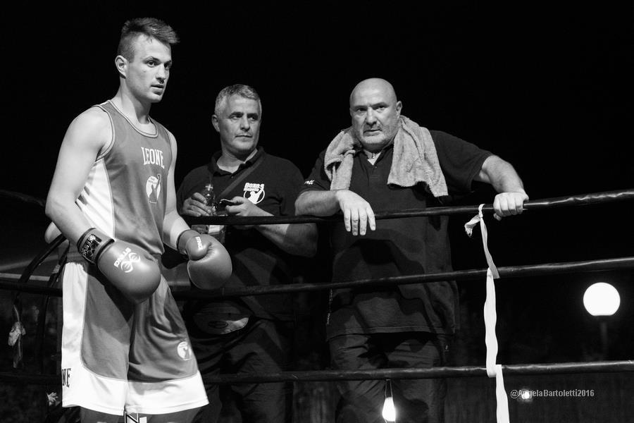 Sarti boxe Mugello