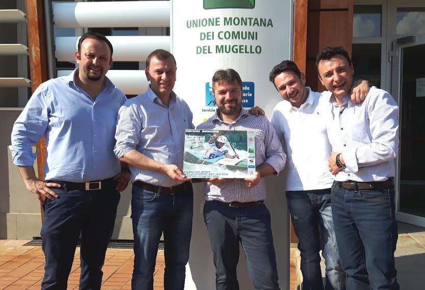 Unione comuni canoa Costanza Bonaccorsi