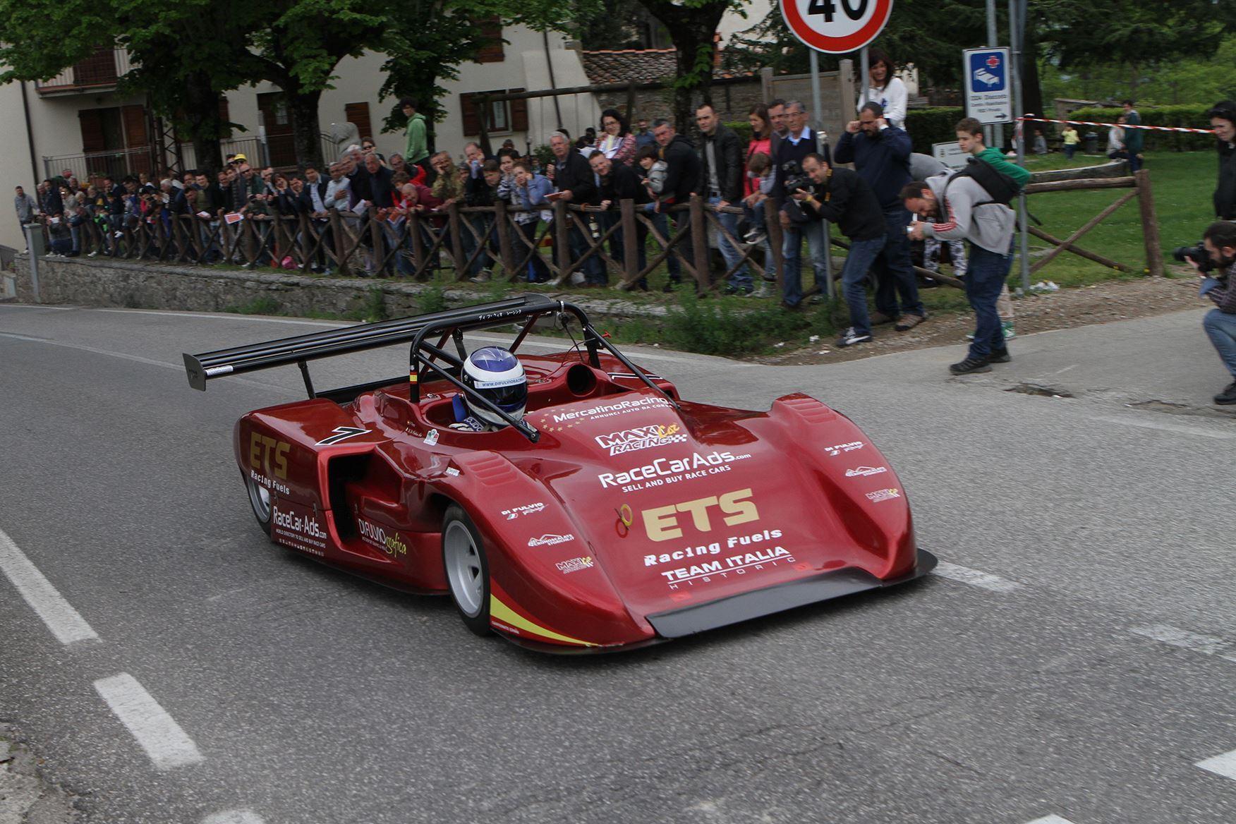 Stefano Di Fulvio (Osella Pa 9 10 Team Italia n 7