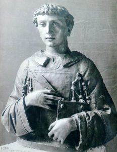 Il San Lorenzo di Donatello al Liechtneinsteinsche di Vienna, 1910