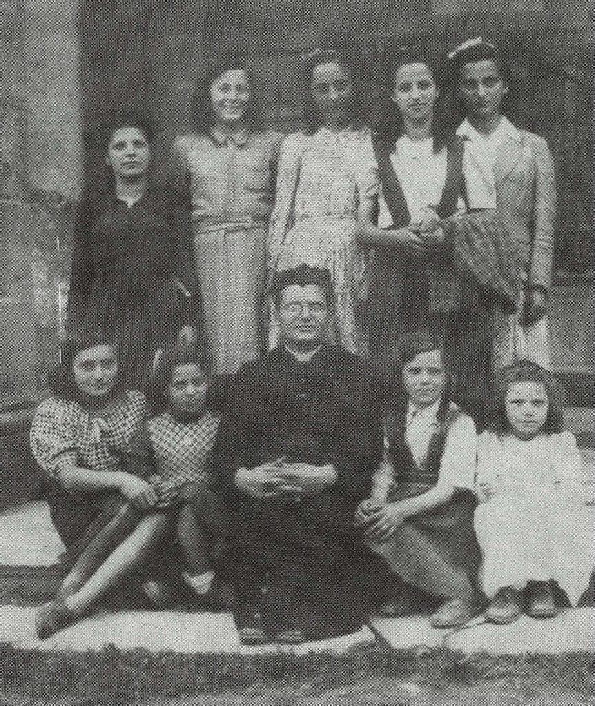Don Cinelli a Casetta di Tiara