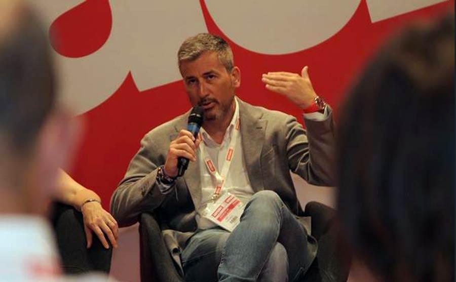 Fabio Boni di Fasep a Smau 2016