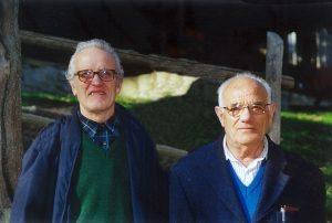 Giorgio e Alfonso Margheri