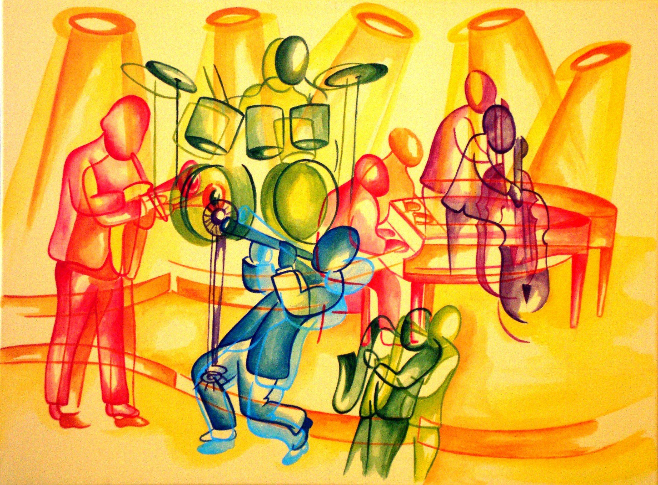 Il filo del mugello suonano i musei concerti di jazz for Casa discografica musica classica