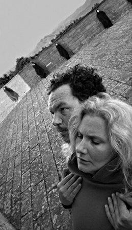 Enrica Sangiovanni e Gianluca Guidotti, di Archivio Zeta