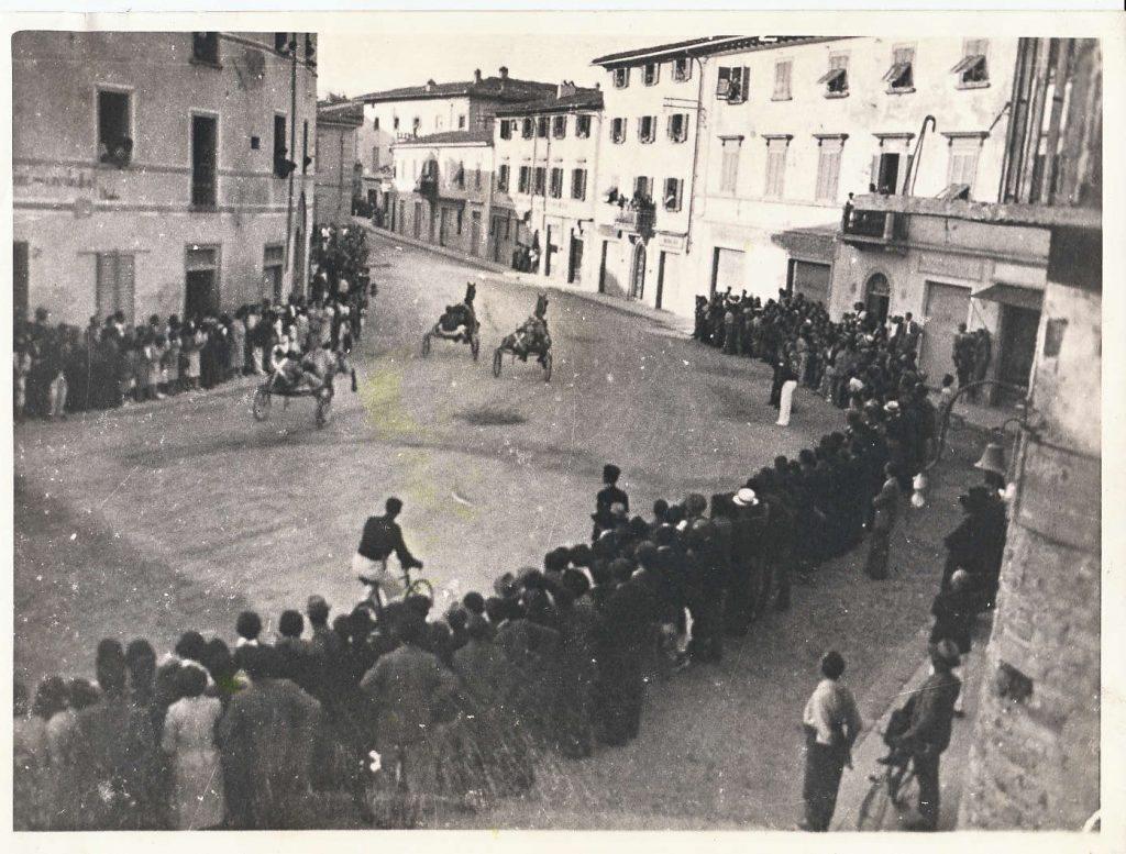 Pali dei Rioni Borgo San Lorenzo 1934