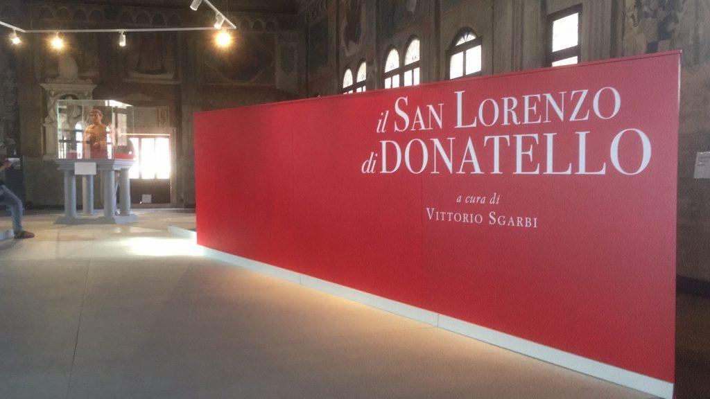 San Lorenzo Donatello