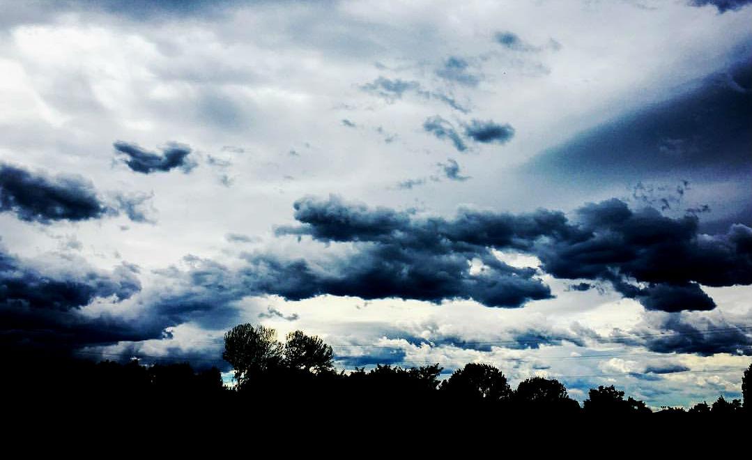 cielo pioggia tempesta freddo