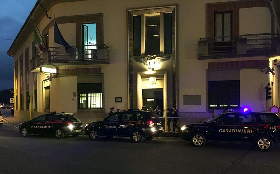Arresto dei Carabinieri - Foto di repertorio