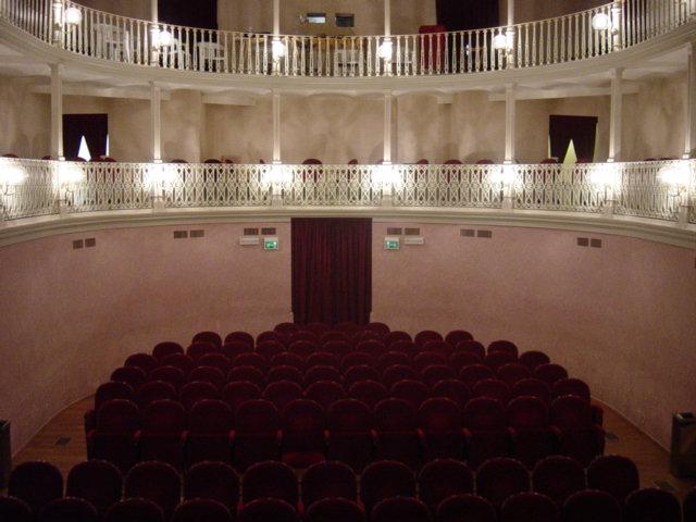 Il teatro Giotto di Vicchio