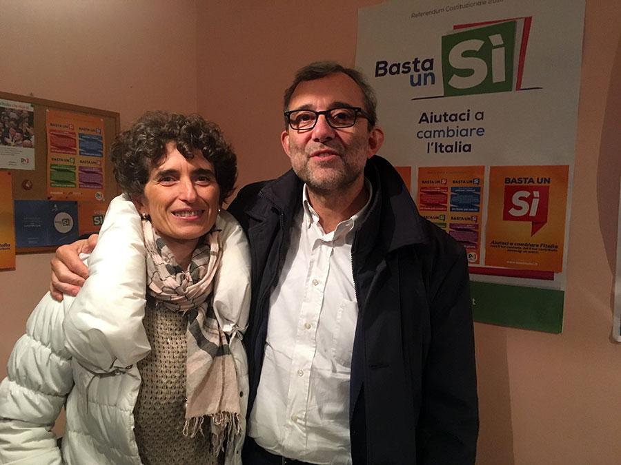 roberto-giachetti-e-fiammetta-capirossi