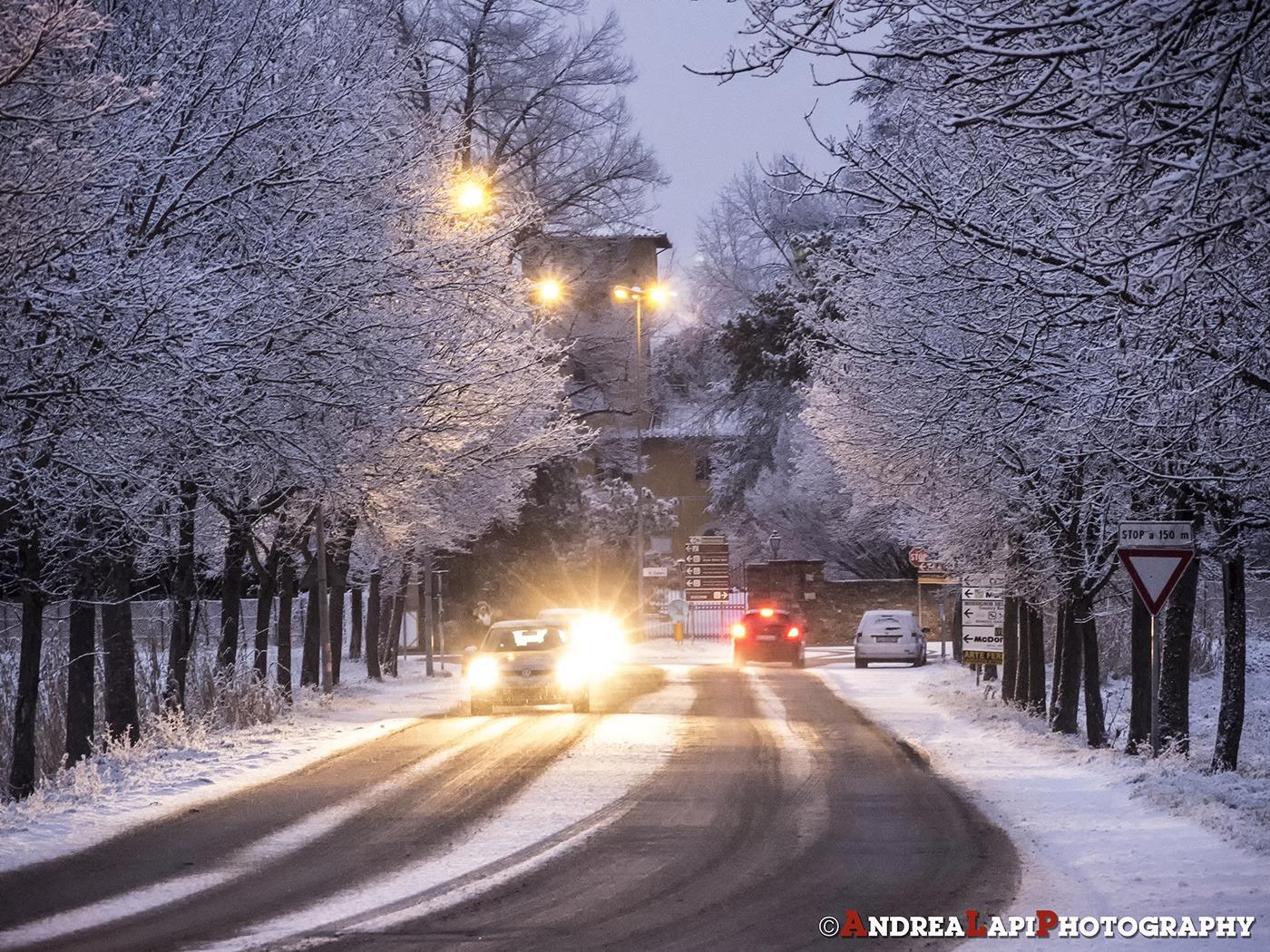 neve 17 gennaio borgo san lorenzo 1