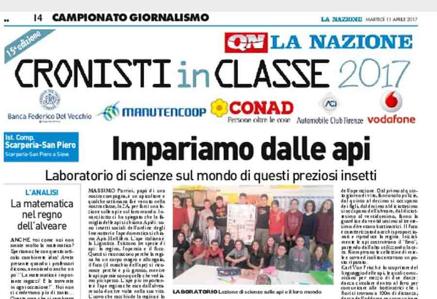 Cronisti-in-classe-IIa-Scarperia-e-San-Piero