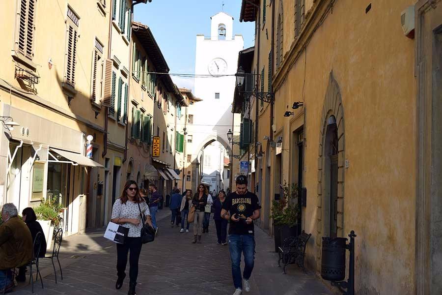 borgo san lorenzo centro storico