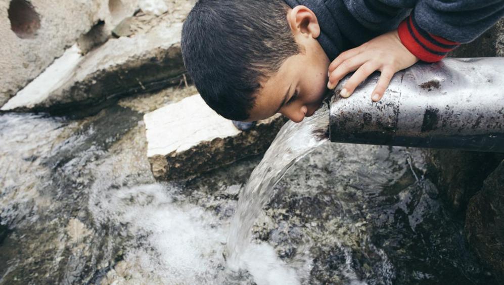 acqua profughi